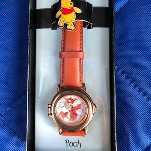 NEW Disney Pop-Up Tigger Watch! Hard To Find!